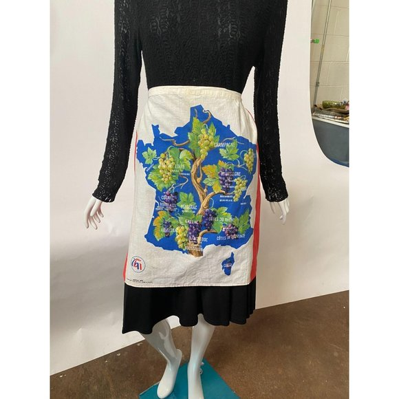 French Wine Apron from SOPEXA